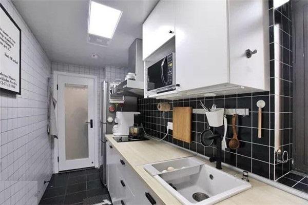 小户型厨房改造