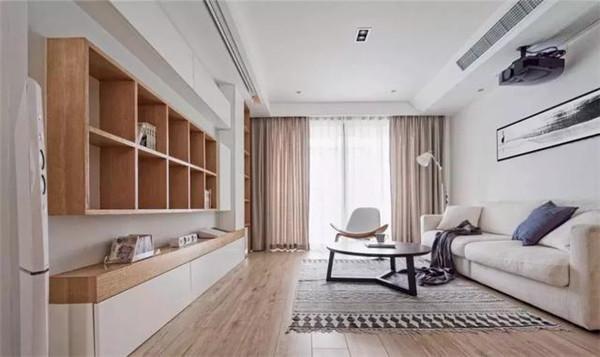 日式风格客厅装修