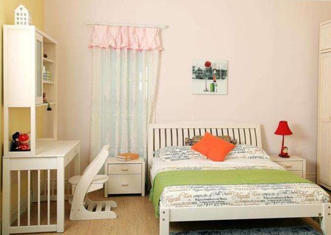 儿童房装修环保最重要