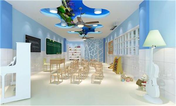 幼儿园装修设计——活动空间设计