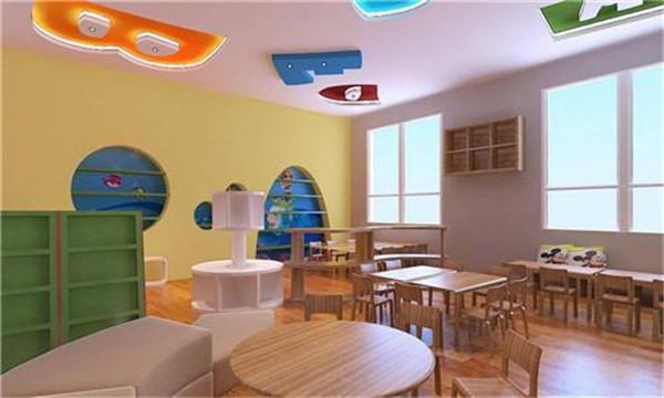 幼儿园装修设计--睡眠空间设计