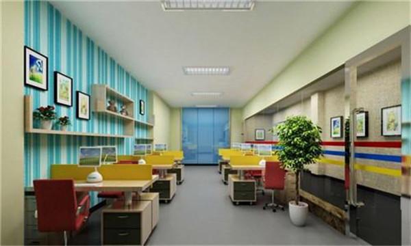 幼儿园装修设计--教室空间设计