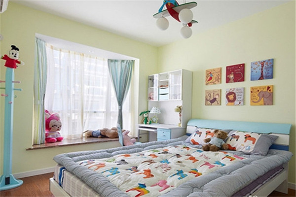 儿童房常见配色问题