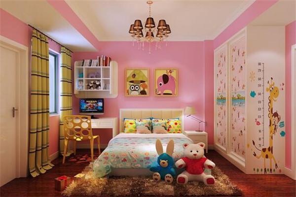 不同年龄阶段儿童房装修全攻略
