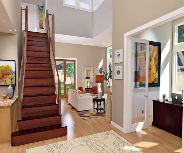 家装楼梯的风水
