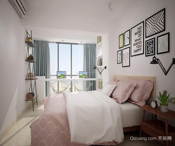 小面积卧室装修设计