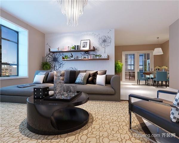 110平米的房子简装多少钱 5万全包110平效果怎么样呢