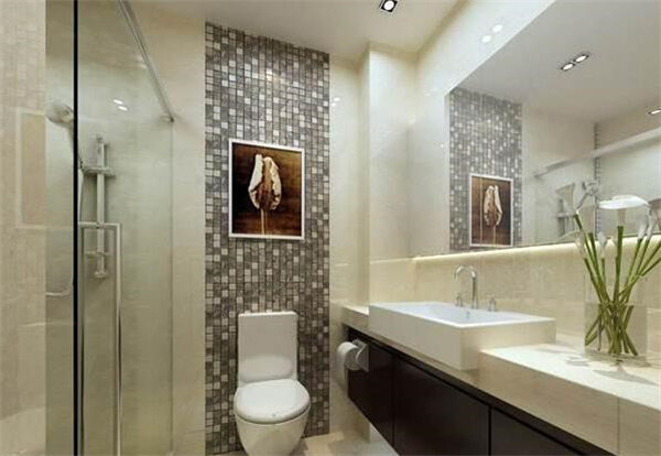 吸水率高的卫生间瓷砖