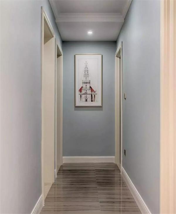 150平米现代美式风格装修效果图