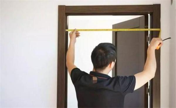 内门安装验收检测