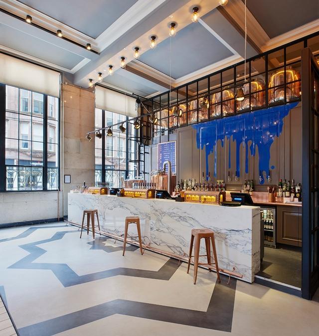 复古风格酒吧怎么装修设计 如何打造有格调的酒吧