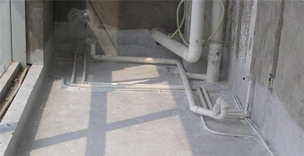 家庭防水装修