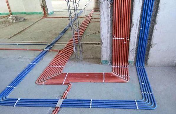 房屋装修流程水电