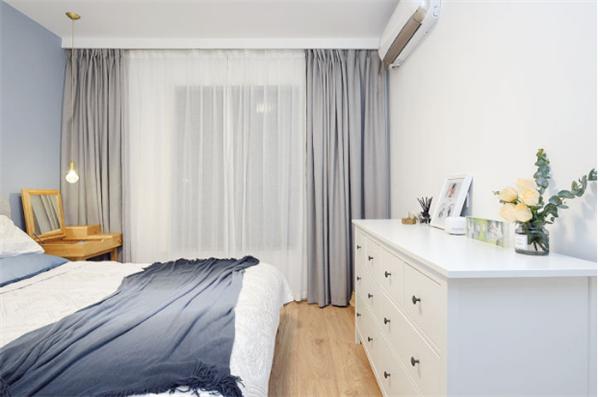 100平米三居室装修