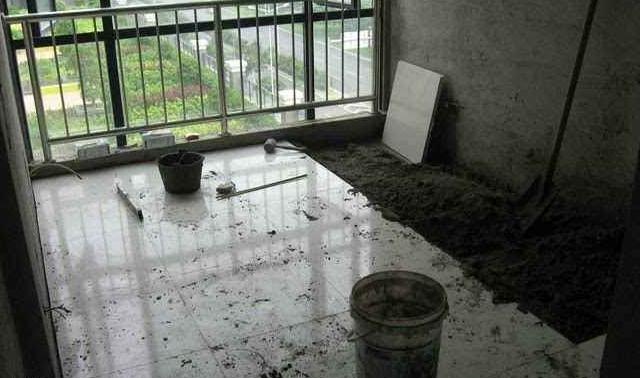 装修房子的步骤流程