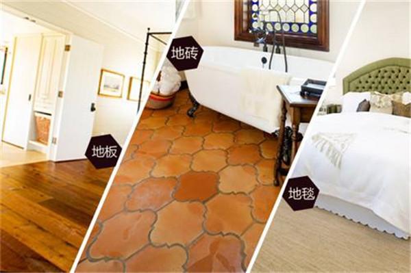 地面装饰材料价格清单