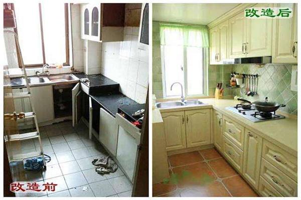 厨房翻新5大设计技巧