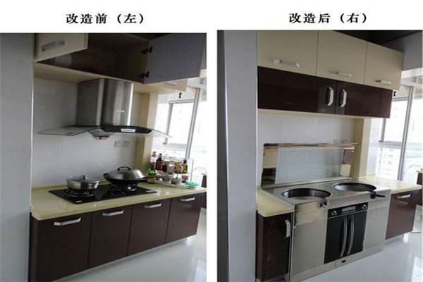厨房翻新设计技巧