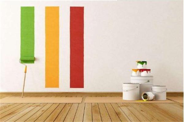 墙面装修材料乳胶漆价格