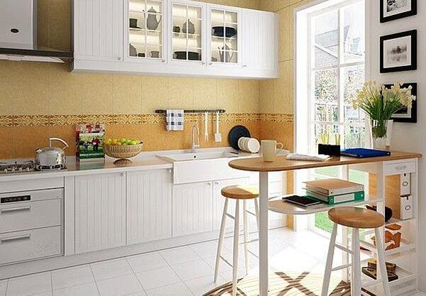 敞开式厨房装修注意事项大全