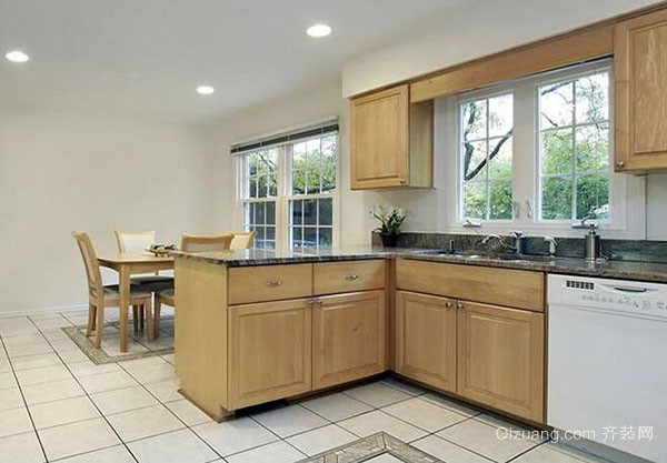 敞开式厨房装修注意事项