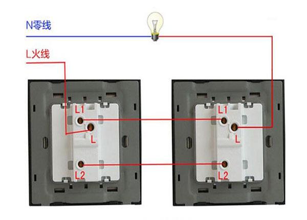 一开5孔开关接线实物图 哪个牌子的五孔插座好图片