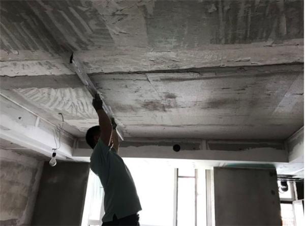 墙面施工工艺流程