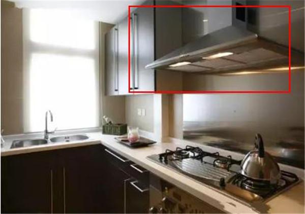 厨房抽油烟机安装注意要点