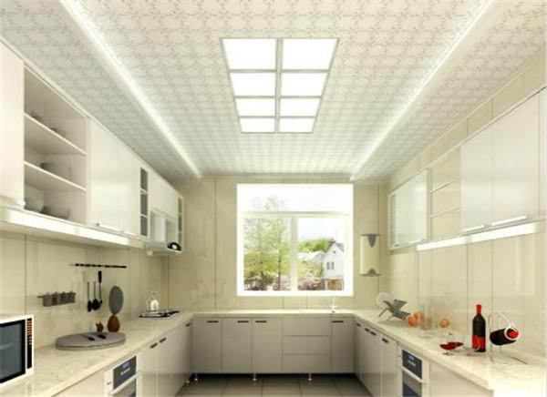 厨房吊顶装修小窍门