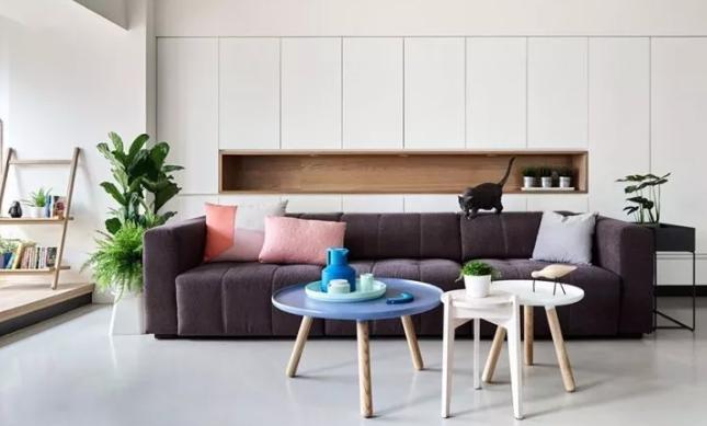 沙发选择舒适实用的定制款