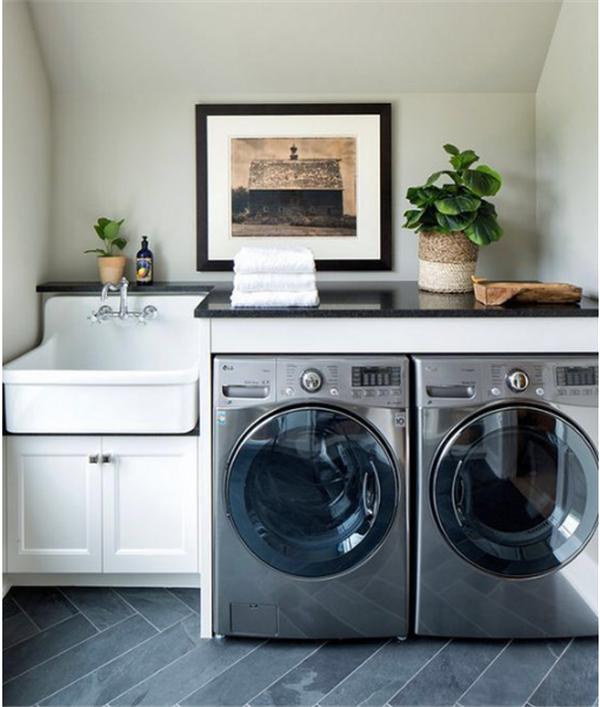 裝修洗衣機放在哪里好