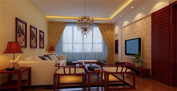 中式客厅装修知识