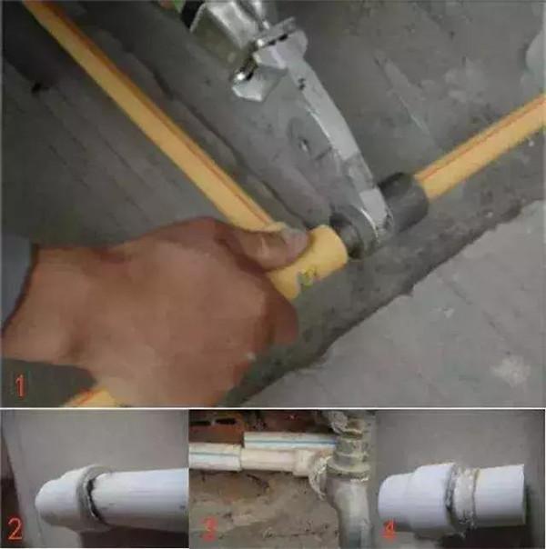 水路改造热熔误区