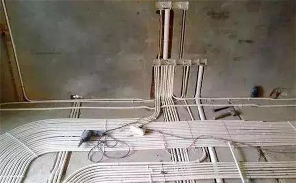 电路改造一根电线一根管