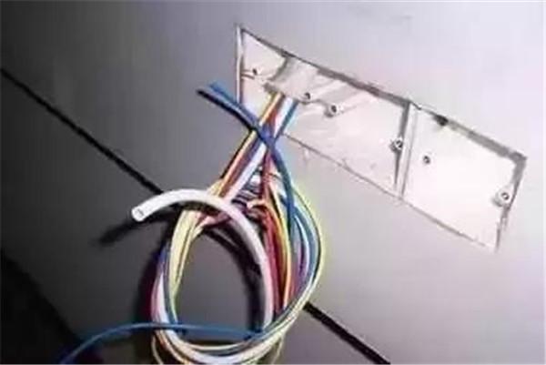 电路改造强弱电不能共管