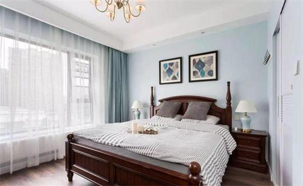 美式卧室装修效果图