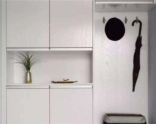 三居室北欧风装修效果图1