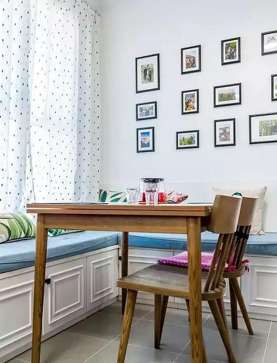 实用美观小户型餐厅设计图12