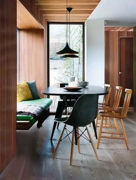 实用美观小户型餐厅设计图14