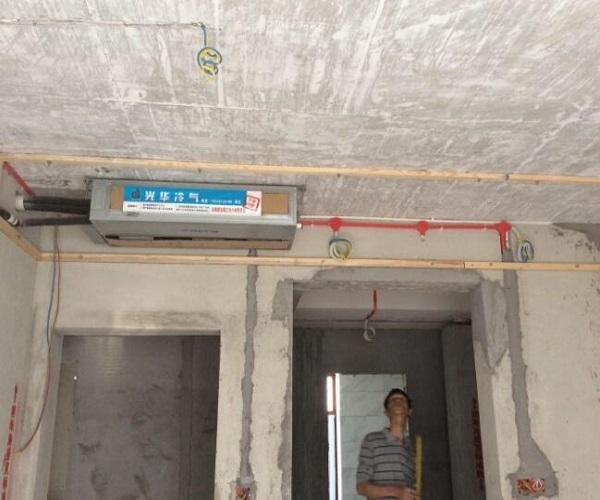 旧房翻新水电改造