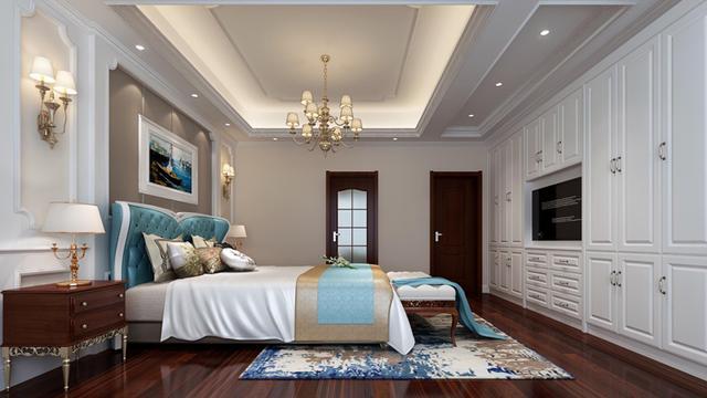 实木卧室家具