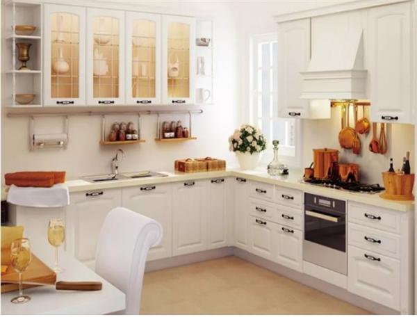 厨房橱柜要不要封顶