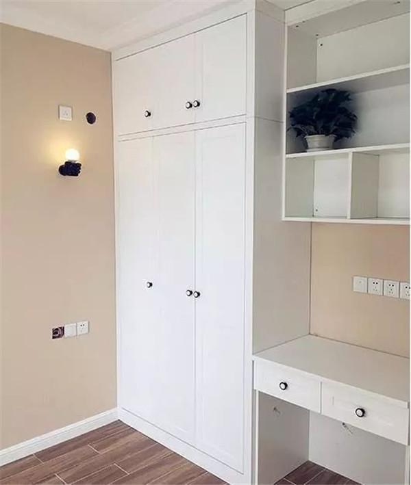 90平米小三室装修效果图