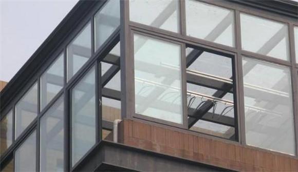封阳台双层中空玻璃窗户