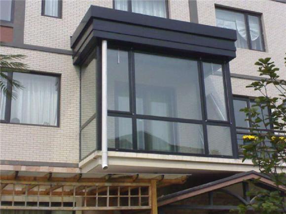 封阳台真空玻璃窗户