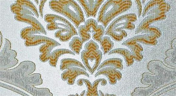 自然纤维编织壁布