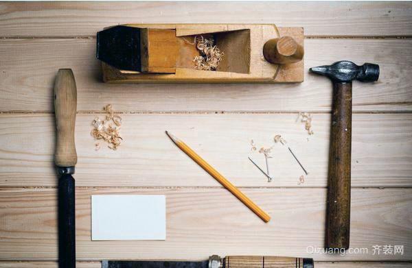如何判断装修木工工艺的好坏