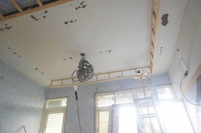 泸州90平米二手房翻新流程