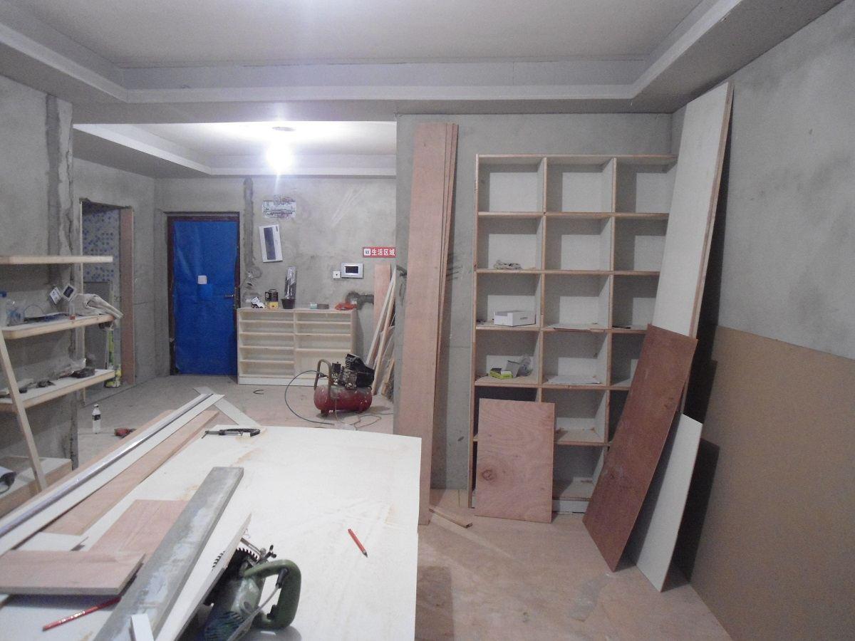 泸州90平米二手房翻新
