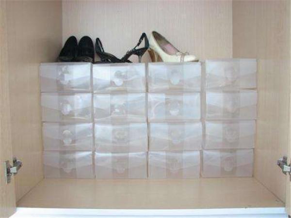 透明鞋盒收纳
